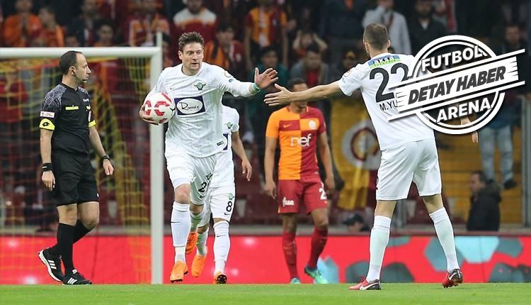 Yezhen Seleznyov, Galatasaray'a neden transfer olmadı?