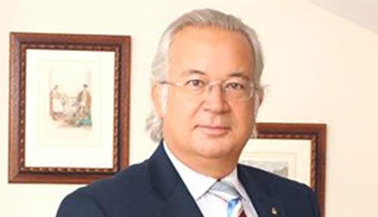Galatasaray'ın yeni divan başkanı Eşref Hamamcıoğlu