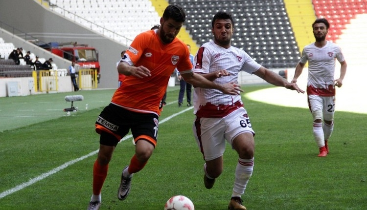 Gaziantepspor 0-3 Adanaspor maç özeti ve golleri (İZLE)