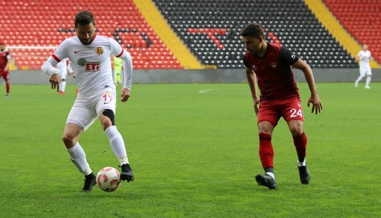 Gaziantepspor 1-4 Eskişehirspor maç özeti ve golleri (İZLE)