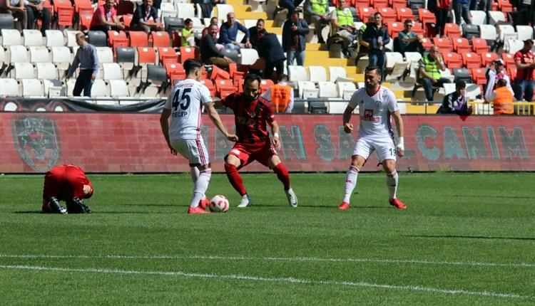 Gazişehir Gaziantep 3-2 Altınordu maç özeti ve golleri (İZLE)