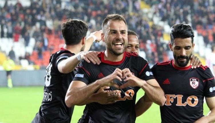 Gazişehir Gaziantepspor'un Spor Toto 1. Lig'deki performansı