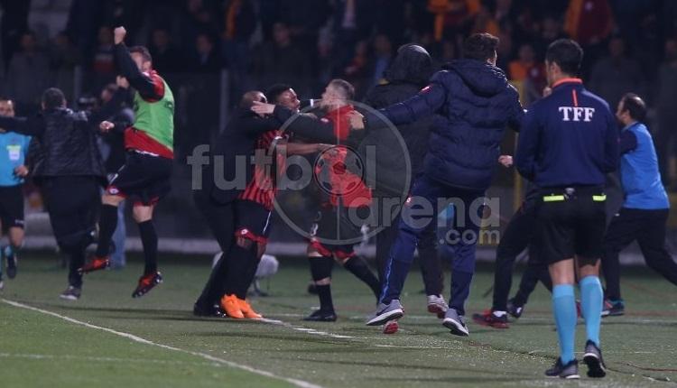 Gençlerbirliği - Galatasaray maçında görülmemiş detay! 3 yıl sonra ilk