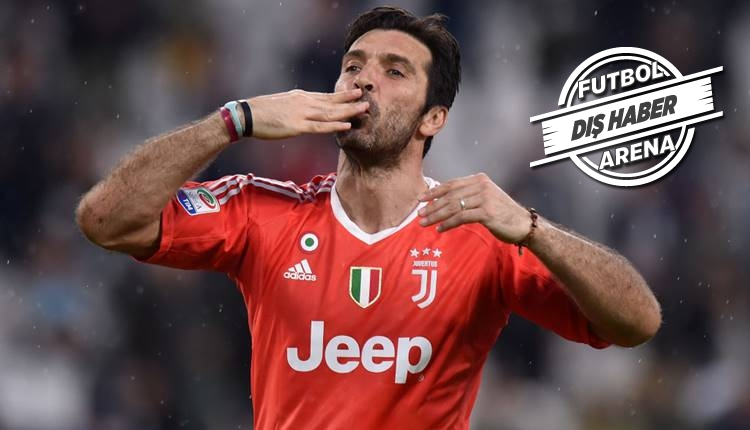 Gianluigi Buffon'a Boca Juniors'tan sürpriz teklif