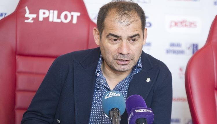 Giresunspor'da Metin Diyadin'den hakeme olay tepki! 'Olmayan penaltıdan gol yedik'