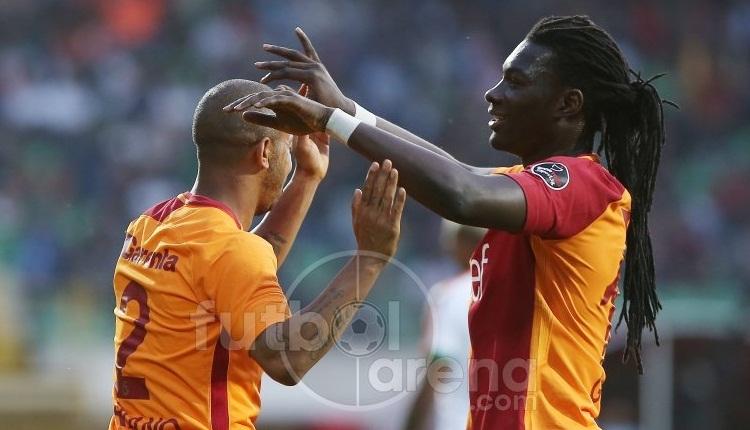 Gomis ve Denayer'den Beşiktaş'a gözdağı: