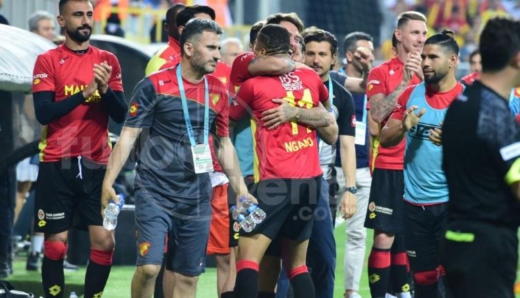 Göztepe 5-0 Kardemir Karabükspor maç özeti ve golleri (İZLE)
