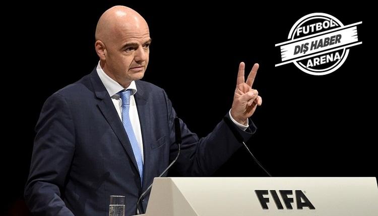 Güney Amerika ülkelerinden 2022 Dünya Kupası için flaş başvuru