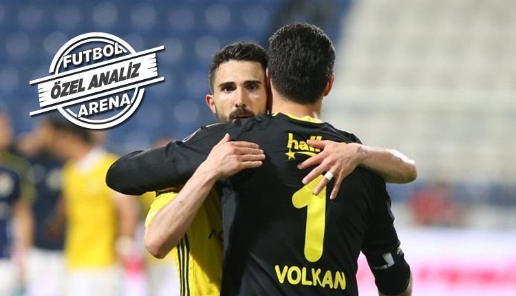 Hasan Ali Kaldırım, Kasımpaşa - Fenerbahçe maçında yıldızlaştı