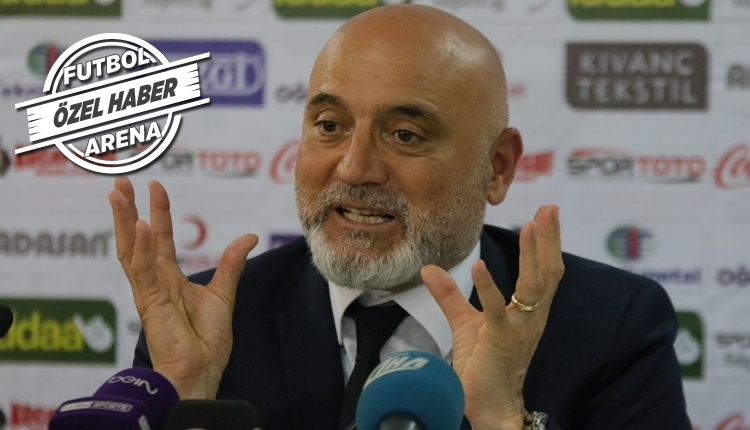 Hikmet Karaman'dan Çaykur Rizespor'a haciz