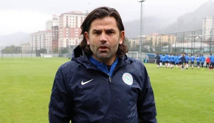 İbrahim Üzülmez'den futbolculara şampiyonluk terapisi