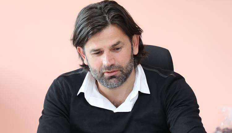 İbrahim Üzülmez'den futbolcularına Eskişehirspor uyarısı!
