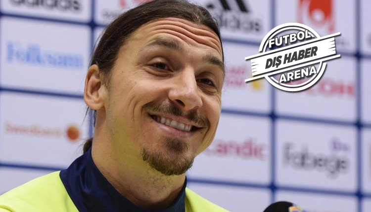 Ibrahimovic Çin'den gelen 100 milyon dolarlık teklifi reddetti