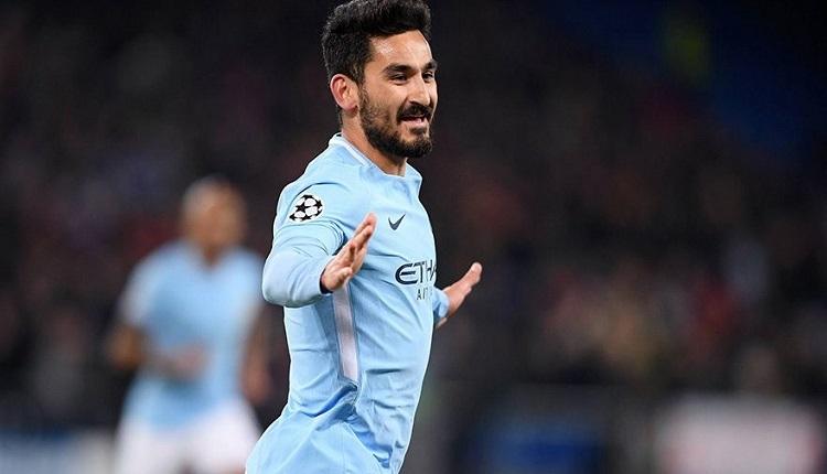 İlkay Gündoğan'ın Manchester City - Manchester United maçındaki golü (İZLE)