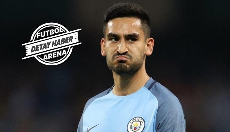 İlkay Gündoğan'ın Manchester City'deki talihsizliği