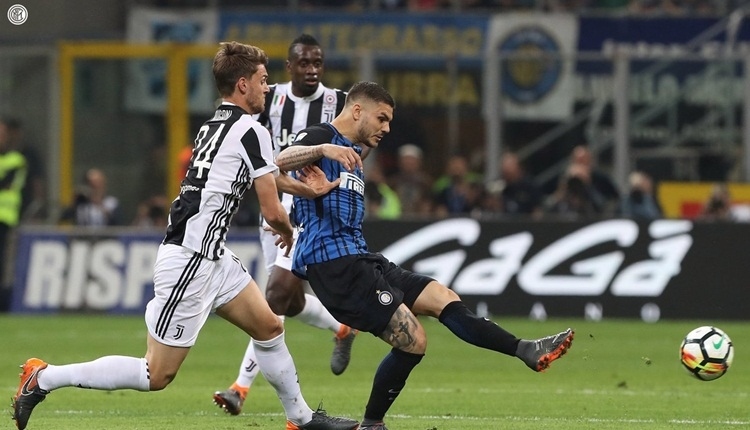 Inter 2-3 Juventus maç özeti ve golleri (İZLE)