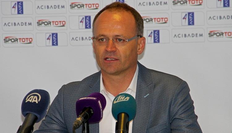 İrfan Buz: 'Trabzonspor'a 4. golü atabilirdik'