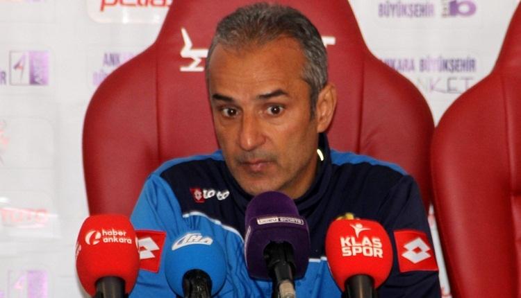 İsmail Kartal'dan iddialı sözler: 'Büyük Ankaragücü takımı hak ediyor'
