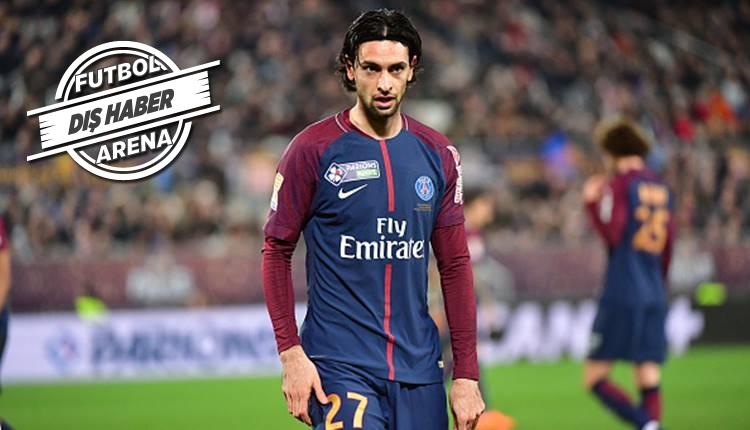 Javier Pastore'den transfer açıklaması! Beşiktaş'a gelecek mi?