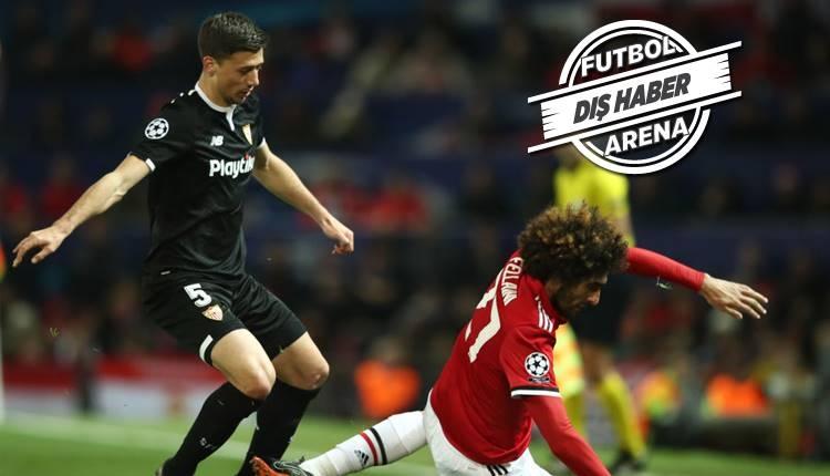 Jose Mourinho, Sevilla'nın genç stoperi Clément Lenglet'in peşinde