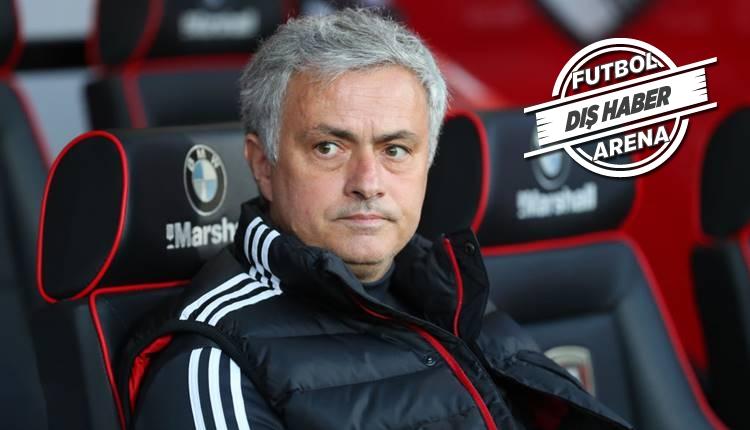 Jose Mourinho'dan Mohamed Salah itirafı!