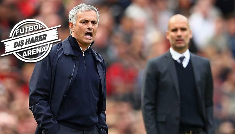 Jose Mourinho'dan Pep Guardiola'ya Pogba cevabı
