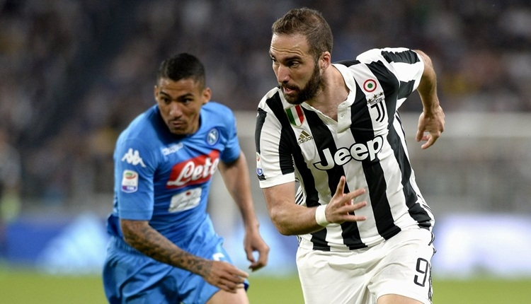 Juventus 0-1 Napoli maç özeti ve golü (İZLE)