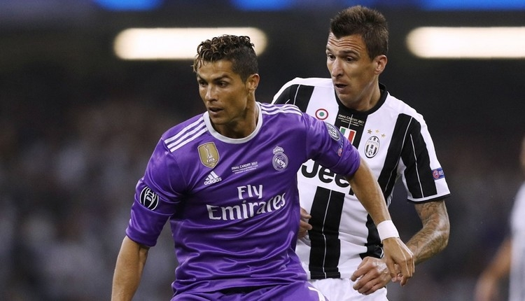 Juventus Real Madrid maçı TRT 1 canlı şifresiz izle (Juventus Real Madrid canlı)