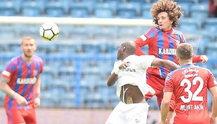 Karabükspor 1-4 Bursaspor maç özeti ve golleri izle