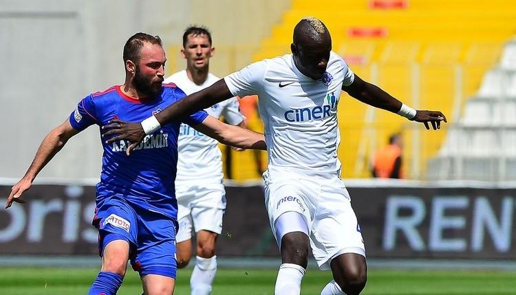 Kasımpaşa 2-0 Karabükspor maç özeti ve golleri izle