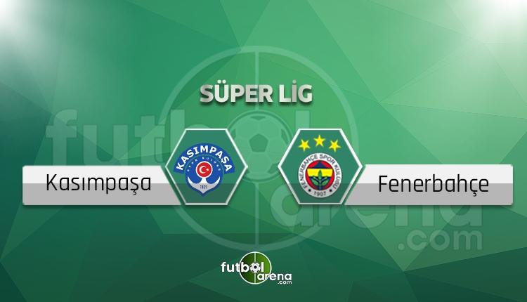 Kasımpaşa Fenerbahçe maçı beIN Sports canlı şifresiz izle