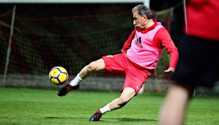 Kayserispor Başkanı Erol Bedir sahaya çıktı, yıldızlaştı! 4 gol, 2 asist
