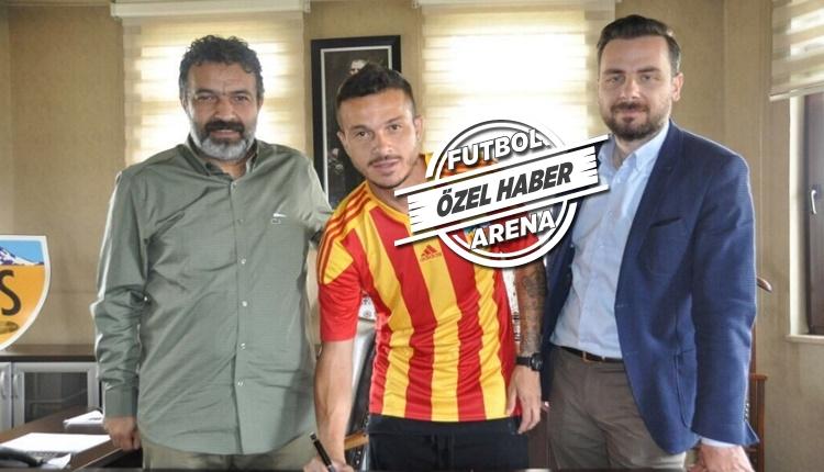Kayserispor'da Fernando Boldrin kadro dışı kaldı! Fernando Boldrin kimdir?