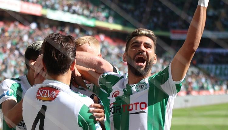 Konyaspor 2-0 Kasımpaşa maç özeti ve golleri (İZLE)
