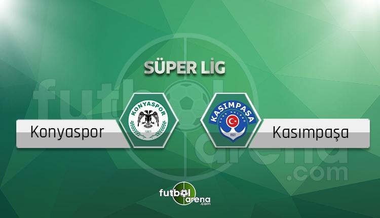 Konyaspor - Kasımpaşa BeIN Sports canlı şifresiz izle