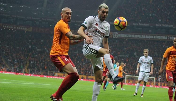 Konyasporlu Mehdi Bourabia'dan Bursaspor'a mesaj! 'Savaşacağız'