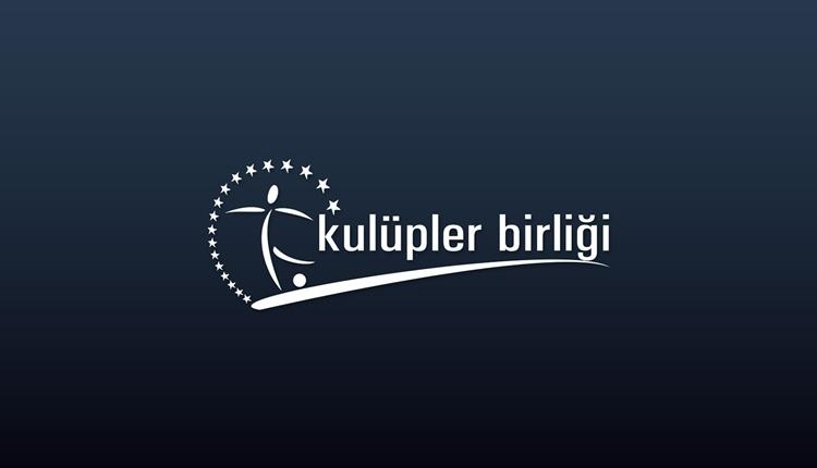Kulüpler Birliği Vakfı'ndan Fenerbahçe - Beşiktaş derbisi açıklamadı