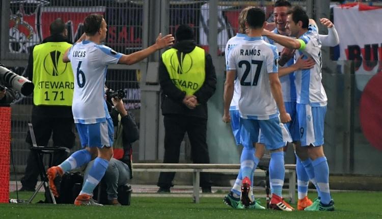Lazio 4-2 Salzburg maç özeti ve golleri (İZLE)