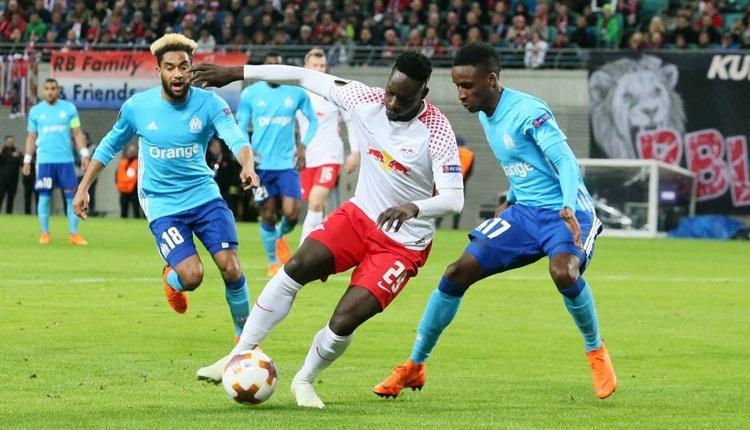 Leipzig 1-0 Marsilya maç özeti ve golü (İZLE)