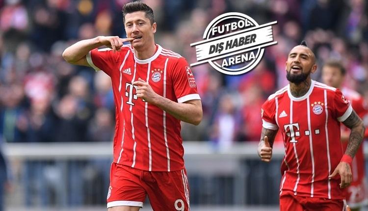 Lewandowski'den Real Madrid itirafı! 'Hayır demem'