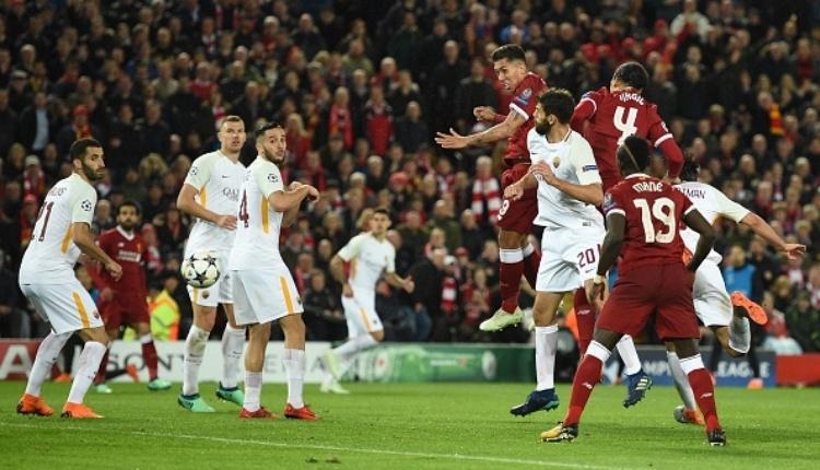 Liverpol 5-2 Roma maç özeti ve golleri (İZLE)