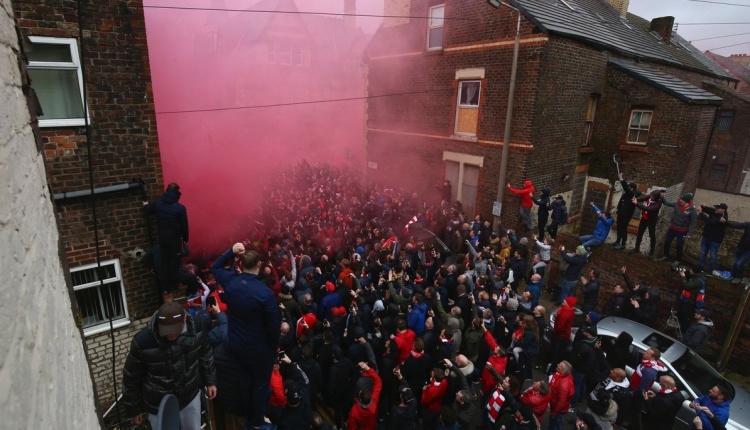 Liverpool - Manchester City maçı öncesi olaylar