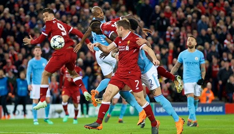 Liverpool, Manchester City'e yine aynı kabusu yaşattı