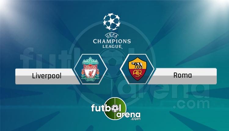Liverpool Roma maçı TRT 1 canlı şifresiz izle