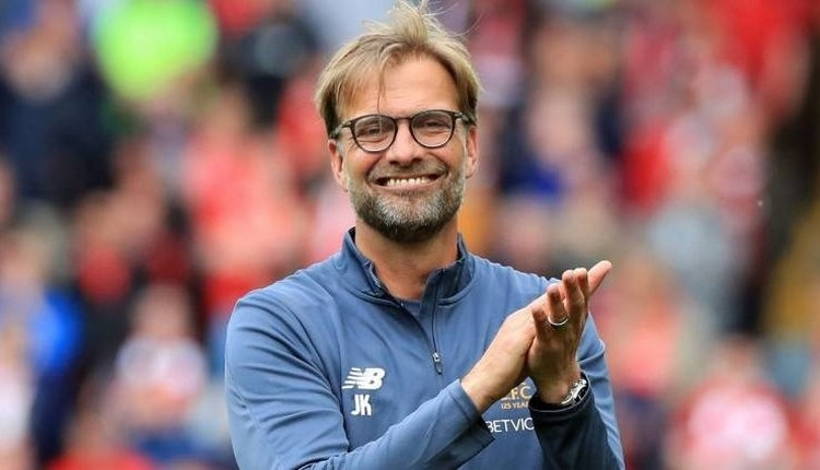 Liverpool'da Jürgen Klopp'tan abdest itirafı