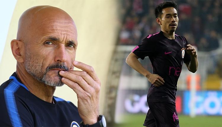 Luciano Spalletti'den Nagatomo transferi açıklaması