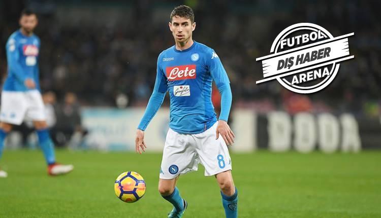 Manchester devleri Jorginho'nun transferi için yarışıyor