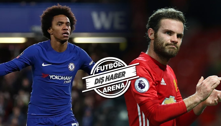 Manchester United ile Chelsea arasında dev takas!