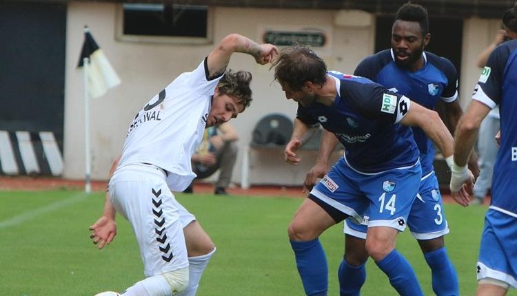 Manisaspor 1-6 Erzurumspor maç özeti ve golleri (İZLE)