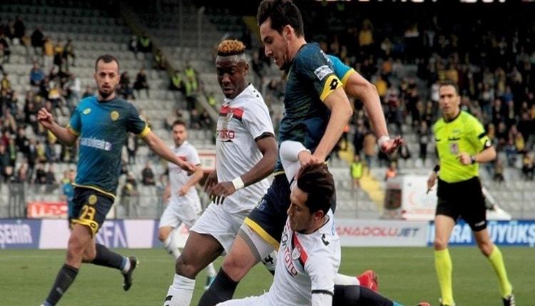 Manisaspor Ankaragücü maçı beIN Sports canlı şifresiz izle